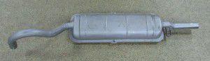 глушник 2101-07, 170000401, ваз