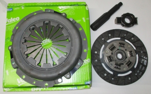 диск зчепл к-т-к+ф+п- valeo, 170000455, ваз