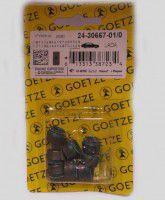 сальники клапанів к-т 2101 goetze, 170000626, ваз