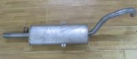 глушник 2101-07 ал, 170001122, ваз