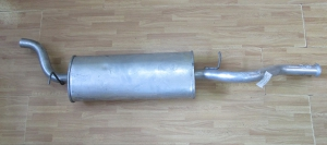 глушник калина, 170002349, ваз