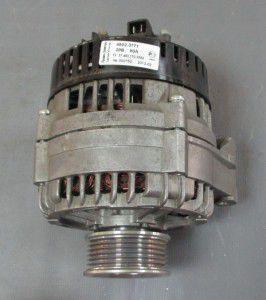 генератор камаз.маз, 190304165, камаз маз краз