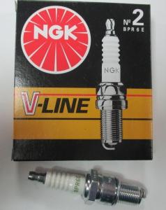 свічка зап к-т ngk v-line 2 bprge, 190317110