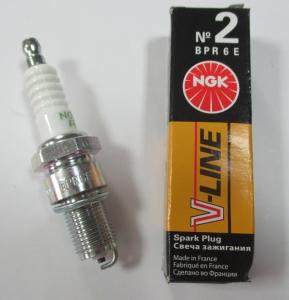 свічка запалення ngk v-line 2 bpr6e, 190317157