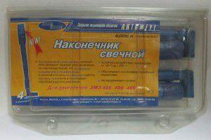 опір-надсвіч- дв.406-силік-4шт, 190438432, газ