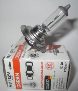 авто лампа галоген оsram 64210, 190501036