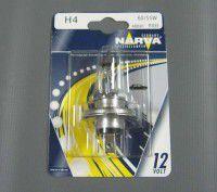 авто лампа  narva 48881 галоген, 12v 60/55w н4, 190501069