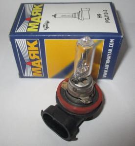 авто лампа галоген, 190501160