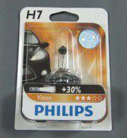 авто лампа philips pr 12972 +30 галоген, 12v-55 h7 +30, 190501172