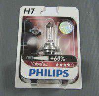 авто лампа  philips vr 12972 +60 галоген, 12v-55 h7 +60, 190501183