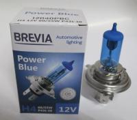 а-лампа галог brevia  голуб, 12v 60/55 h4, 190501190