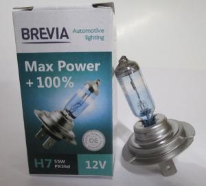 а-лампа галог brevia +100, 190501192