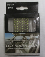 авто лампа світлодіод плата 36 диод, 12v, 190501453