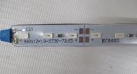 а-лампа світлодіод лента синя 50 см, 12v, 190501488