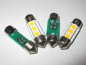 а-лампа світлодіод софит 3 діод, 24v, 190501499