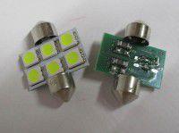 авто лампа світлодіод софіт 36-6діод(255), 55757, 190501514