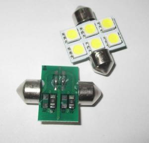 а-лампа світлодіод софіт 31-6діод, 55758, 190501515