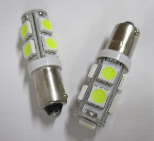 а-лампа світлодіод білий 9 діод, 24v, 190501524