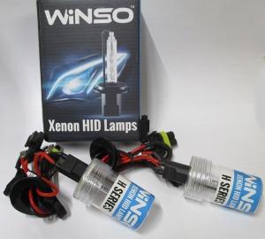 а-лампа галог к-т 2 штwinso xenon, 43443, 190501676