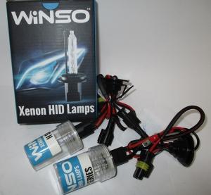 а-лампа галог к-т 2 штwinso xenon, 43444, 190501678