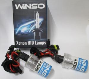 а-лампа галог к-т 2 штwinso xenon, 43445, 190501679