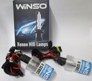 а-лампа галог к-т 2 штwinso xenon, 43446, 190501680