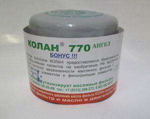фільтр оливи колан 770, 300000687