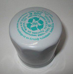 фільтр оливи колан 300, 300000727