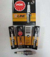 свічка зап к-т ngk v-line 14 bcpr6e-11, 300200196, daewoo