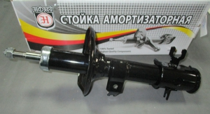 амортизатор перед  авео лів мас, 300500156, chevrolet