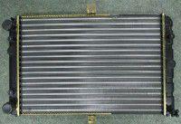 радіатор водяний senc, 300600306, заз