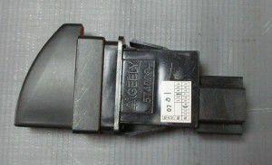 вимикач авар.сигналіз geely mk, 400300119, geely,chery