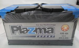 акумулятор 6ст-100 заряж. плазма премиум, 54000095