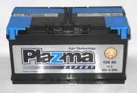 акумулятор 6ст-100 заряж. плазма, 54000098