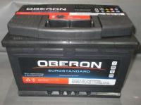 акумулятор 6ст-66 заряж.oberon, 54000120