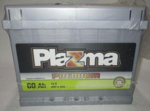акумулятор 6ст-60 заряж плазма премиум, 54000161