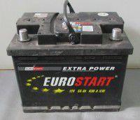 акб 6ст-55 заряж.eurostar 57489