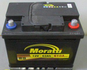 акумулятор 6ст-62 заряж. dominant max, 54000222