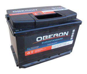 акумулятор 6ст-60 заряж oberon, 54000278