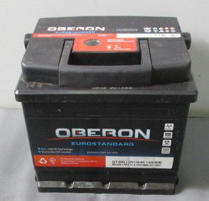 акумулятор 6ст-50 заряж.oberon, 54000279
