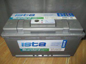 акумулятор 6ст-100 заряж..иста стандарт, 54000337