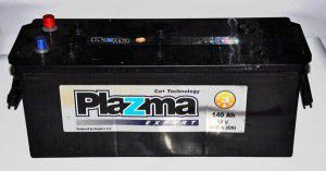 акумулятор 6ст-140 заряж плазма, 54000490