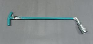 ключ свіч.зап. 21мм 500мм шарни, 61063901
