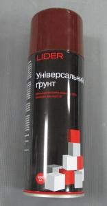 грунт-аерозоль -червоний- 400мл, 85503050
